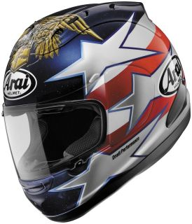 Arai Corsair V Edwards Patriot Motorcycle Helmet