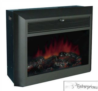 Pleasant Hearth 28 electric fireplace insert NEW