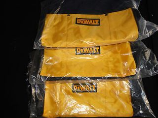 Newly listed (3) DEWALT STORAGE TOOL BAGS FOR 20 VOLT 20V LITHIUM ION
