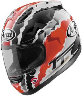 NEW ARAI CORSAIR V HELMET Doohan Isle of Man (IOM) Edition Size XL