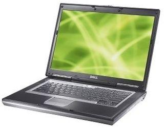DELL LATITUDE D830 LAPTOP C2D 2.0GHZ 2GB RAM 80GB HDD CDRW/DVD
