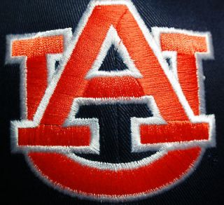 NEW Auburn University Tigers War Eagle NCAA Hat Velcro