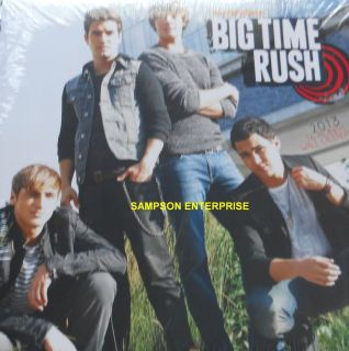 big time rush calendar in Collectibles