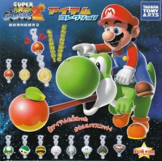 super mario galaxy 2 in Action Figures