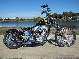 Custom Built Motorcycles  Bobber 2012 SUCKER PUNCH SALLYS