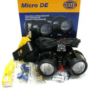 hella micro de in Fog/Driving Lights
