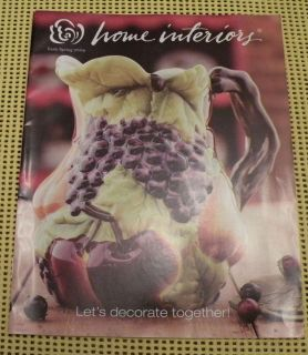 Home Interior 2009 CATALOG MAGAZINE, Product Catalog #99774
