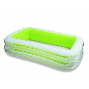 Intex Recreation Swim Center Family Inflatable Pool Blow up Swimming