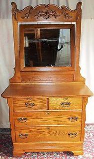 antique dresser mirror in Dressers & Vanities