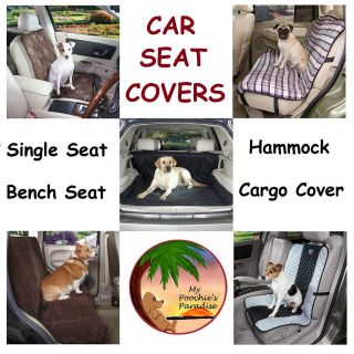 CAR SEAT COVERS   Wide Variety of Sizes & Colors   FREE SHIP in The