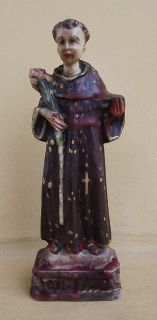 antique catholic statues in Statues & Figures