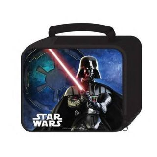 Star Wars Darth Vader Black OFFICIAL Lunch Bag Box Insulated NEW