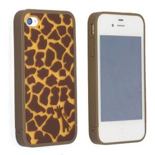 Hot Sale 86Hero Travel Giraffe Spots Hard Case Cover for iPhone 4 4S