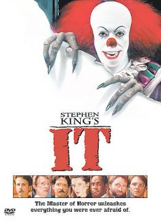 Stephen Kings It (DVD, 2002) Harry Anderson
