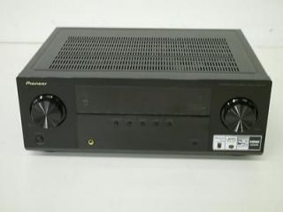 Pioneer VSX 521 K 5.1 Home Theater Receiver, Glossy Black