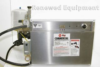 Rheem Ruud E 10 12 G Commercial 10 Gallon Hot Water heater on Heavy