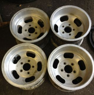 US INDY SLOT AMERICAN STYLE MAGS OLD SCHOOL WHEEL RIM