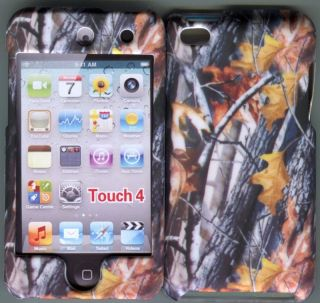 Hard Case Cover iPod ITouch 4 4th Generation Camo Brnh