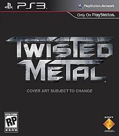 Twisted Metal (Sony Playstation 3, 2012)