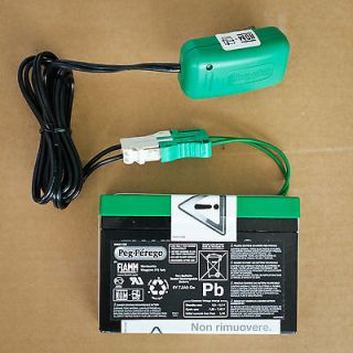 peg perego charger in Electronic, Battery & Wind Up