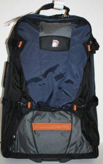 Swiss Gear 27 Rolling Upright Blue Luggage Sierre II Sierre 2 NWT