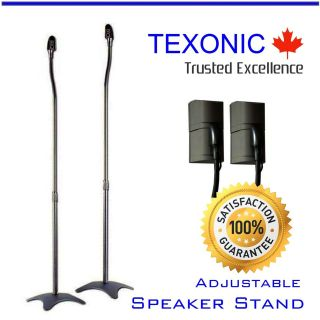 Sony Bose Audio Unlimited Polk Audio Speaker Stands