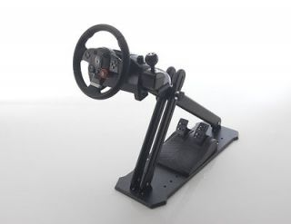 EARL RS1 Steering wheel stand (Onyx Black) PS3/Logitech Drive Force EX