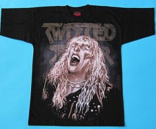 Twisted Sister   Were Not Gonna Take It Special Collection T shirt S