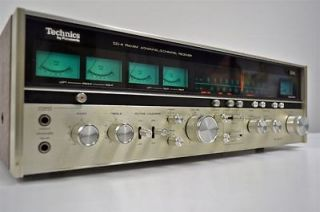Analog Technics SA 80 15 WPC Stereo Receiver W/ AM/FM Tuner Amplifier