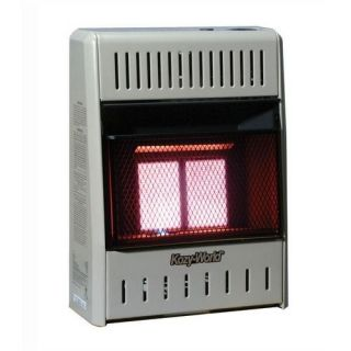 World Marketing 10,000 BTU Infrared Wall Space Heater