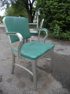 GOODFORM ARM CHAIR General FireProofing VTG EMECO MID CENTURY MODERN