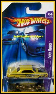 2007 Hot Wheels # 052 1964 Chevy Impala TW