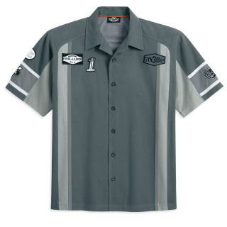 harley davidson shirts in Casual Shirts