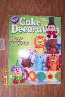 Wilton CAKE DECORATING Yearbooks 1982 + 1992