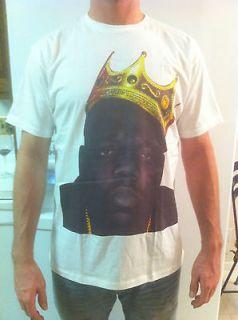 Notorious BIG T shirt Graphic Tee Brand New Biggie smalls B.I.G.
