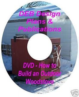 outdoor wood burners in Furnaces & Heating Systems