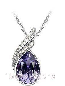 swarovski crystal necklaces in Necklaces & Pendants