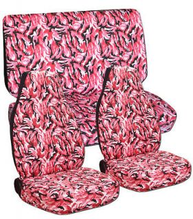 pink camo seat covers in Car & Truck Parts