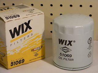 NOS WIX OIL FILTER 51069 BUICK CADILLAC CHEVY GMC PONTIAC STUDEBAKER