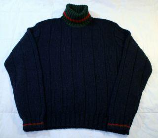 mens wool turtleneck sweaters in Sweaters