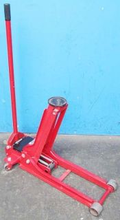 LOW PROFILE LONG FRAME FLOOR JACK RFJ 3000LPF 1.5 TON CAPACITY