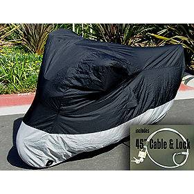 Harley Davidson Electra Glide Ultra Classic Motorcycle Cover w/Cable