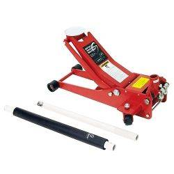 Ton Low Profile Floor Jack with Quick Lift System SUN6613A BRAND NEW