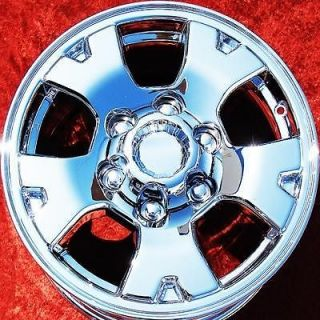 SET OF 4 NEW 16 TOYOTA TACOMA OEM CHROME WHEELS RIMS TUNDRA 4RUNNER