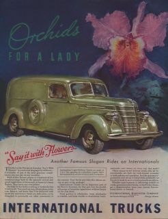 1939 international truck in Parts & Accessories