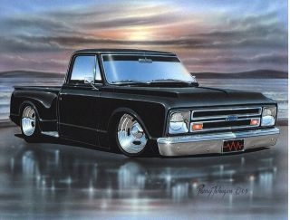 1967 chevy truck in Cars & Trucks