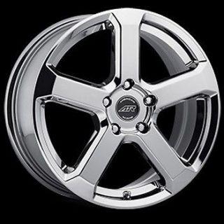 16 inch AR896 chrome wheels rims 5x4.25 5x108 lincoln ls mk vlll xk xf