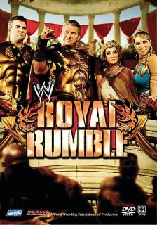 WWE   Royal Rumble 2006 DVD, 2006