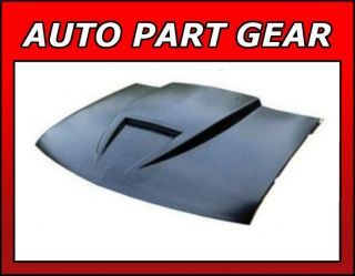 ProEFX Cowl Induction Hood With Ram Air Induction   S10 Jimmy S15