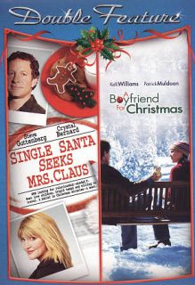 Santa Seeks Mrs. Claus A Boyfriend for Christmas DVD, 2009